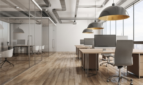 Things we can learn from the past office interior design trends