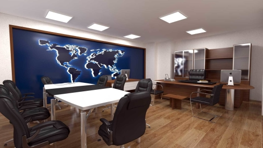 What are the Do's and Dont's for the CEO's office space?