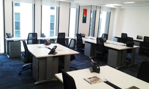 Business advantages of choosing a serviced office