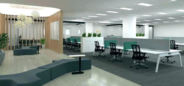 Why rent a fully furnished office space