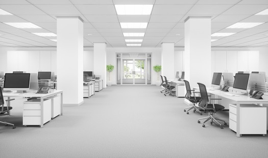 Optimizing office spaces, Recent trend of office space