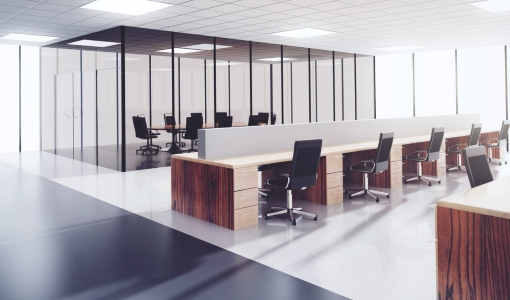 What does a virtual office provide