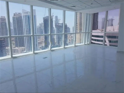 Fully fitted office space available for rent with prestigious location